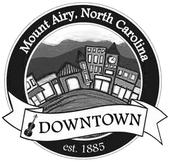 Downtown Mount Airy logo